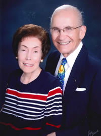 Dr. Richard and Gloria Law